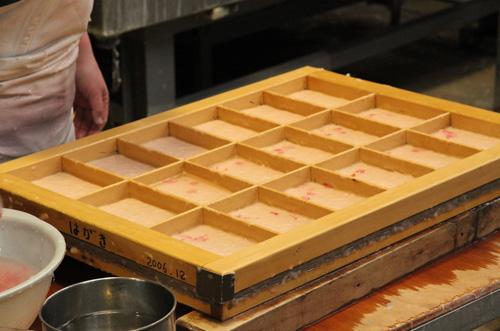 阿波和紙の製造工程