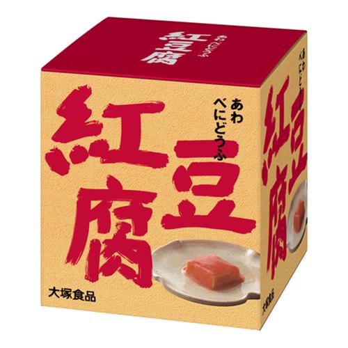 あわ紅豆腐
