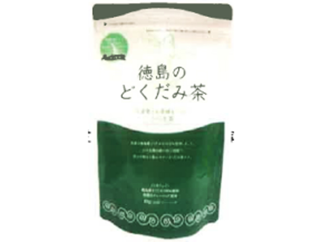 徳島のどくだみ茶
