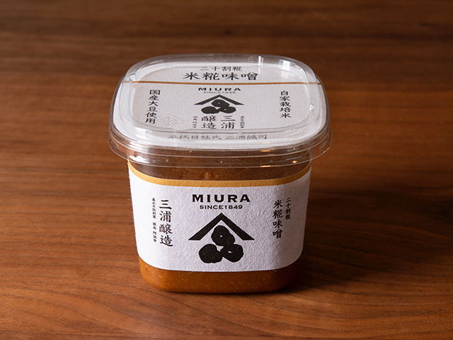 米糀味噌 450g