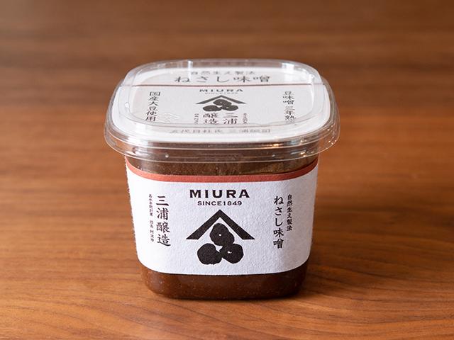 ねさし味噌 450g