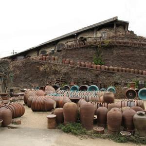 img:大谷焼の登り窯